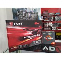 MSI X470 Gaming Pro ft Ryzen 7 1700X QXsxVC