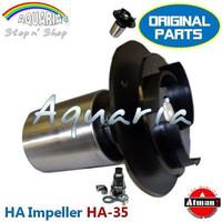 Atman HA-35 Kipas Rotor Impeller Original Spare Part Berkualitas