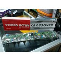 KIT Crossover Active 3 Way Stereo RANIC 239