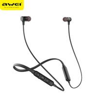 AWEI Bluetooth Earphone Headset - G10 [Hitam]
