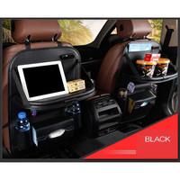 Premium Leather Tas Jok Kursi Meja Lipat Kulit Mobil Sienta