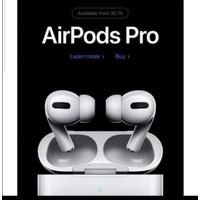 Handset Bluetooth Apple Airpods PRO Clone 1 1 Wireless Charging cas