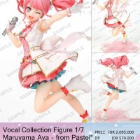 Vocal Collection Figure 1/7 Maruyama Aya - from Pastel*Palettes