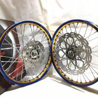 Velg TDR Ring 17 Sepaket Motor Mio Beat Vario Scoopy Xride Xeon All