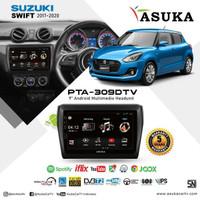 Head Unit ASUKA PTA-309 DTV For Swift 2017 - 2020 - Car ASUK Order Now