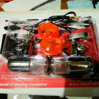 lampu sein reting cb palu jap style retro merk ride it thailand