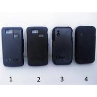 LG KM900 / VX9600 Softcase Hardcase Hybrid Bumper Slim Anti Crack PA1