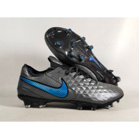 Sepatu Bola Nike Tiempo LEgend VIII Black Blue FG