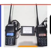 Repeater portable HT Baofeng UV82, Pancar ulang ht box cor sepaket