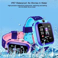 Jam Tangan Anak IMO Z5 Smart Watch Kids Anti Air Telepon GPS Camera