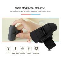Finger Ring Mouse Optik Wireless 2.4ghz 1600dpi Untuk Pc / Laptop /