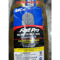 Ban IRC Fasti Pro 90 80 Ring 14 Racing Compound Harga 1 Ban Limited