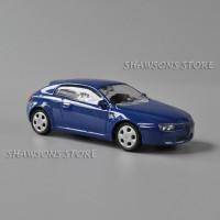 Brera Mondo Motors 1:43 Skala Diecast Model Mobil Mainan Koleksi