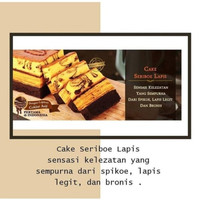 Spiku Lapis legit Livana, Cake seribu lapis, Lapis legit batik pandan