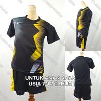Setelan Baju/Kaos Sepak Bola/Futsal Dri-Fit Print Anak Nike NK146 2