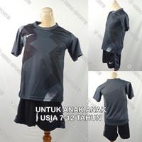 Setelan Baju/Kaos Sepak Bola/Futsal Dri-Fit Print Anak Nike NK146 4