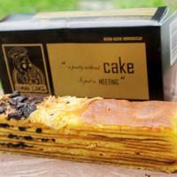 Unik Lapis legit mix 3 rasa keju oreo original premium by Lynn Cake