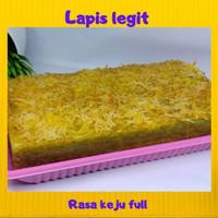 Limited Lapis legit keju kue lapis legit khas lampung enak termurah