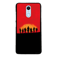 Case Xiaomi Redmi 5 Plus Redmi Note 5 Red Dead Redemption YD0071