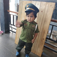 Baju Profesi Anak TNI Jendral | AUREL ID