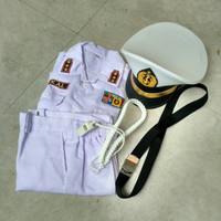 Baju setelan anak TNI AL | AUREL ID