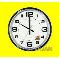 Jam Dinding Classy 60501 PS Batre Saving Besar Diameter 60cm Best