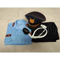 Baju setelan anak TNI AU | AUREL ID