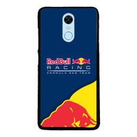 Case Xiaomi Redmi 5 Plus Redmi Note 5 Red Bull F1 Team YD0444