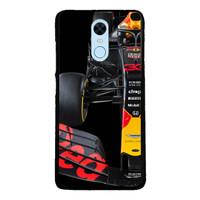 Case Xiaomi Redmi 5 Plus Redmi Note 5 Red Bull F1 YD0442