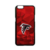 Case Custom Oppo F3 Atlanta Falcon Logo Red L3332