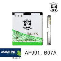 Baterai Asiafone AF991 B07A BL5K Double IC Protection