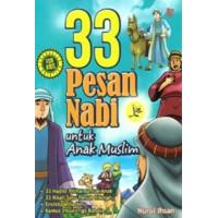 Ruan Asli 33 Pesan Nabi Untuk Anak Muslim Buku Islam Nurul Ihsan