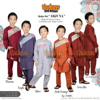 KOKO ANAK LAKI-LAKI SET ARJUNA THALUNA KIDS CLOTHING laris