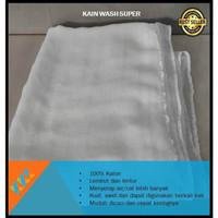 Kain Wash Alat Bantu Cat Motif 80 X 200 cm