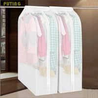 Cover Sarung Pelindung Penutup Gantungan Baju Pakaian Anti Debu