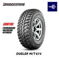 Ban Mobil Bridgestone DUELER D674 MT 285/75 R16