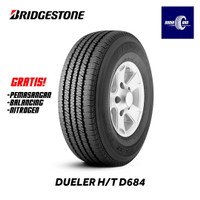 Ban Mobil Bridgestone DUELER D684 265/65 R17
