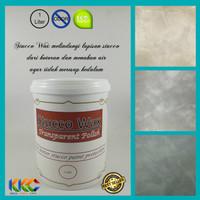 Stucco Wax Finishing Protective Gel Padat Kemasan 1 Liter