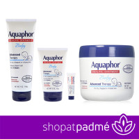 AQUAPHOR BABY HEALING OINTMENT ADVANCED THERAPY 10GR 85GR 198GR 396GR