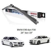 Wiper BMW E90 F30 - Bosch Aero Twin AeroTwin Plus Frameless 24 19 oke