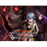 [Original Game PC] Sword Art Online: Fatal Bullet (Steam)