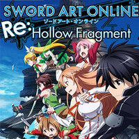 [Original Game PC] Sword Art Online Re: Hollow Fragment (Steam)