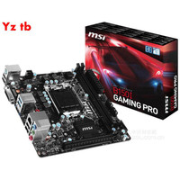 NEW Msi B150I Motherboard Gaming Pro 1151 Support G3900I37300I57