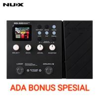 Efek Gitar Nux MG300 Effect Guitar Nux MG-300