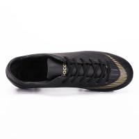 Sepatu Bola Desain Nike FG C Ronaldo RF Warna Hijau Ukuran 35-44