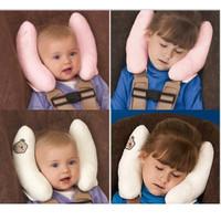 Bantal Penyangga Kepala / Leher Bayi Adjustable untuk Car Seat