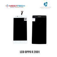 LCD Oppo R2001 / R 2001 Fullset Touchscreen