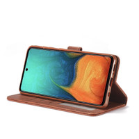 Samsung Galaxy A32 Luxury Magnetic Flip Leather Wallet Soft Stand