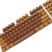 ALCHA KEYCAPS PBT COFFEE CAPPUCCINO SIDE LETTERS OEM PROFILE