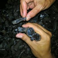 SALE Bahan Black Opal Ranting 1 Kg Natural